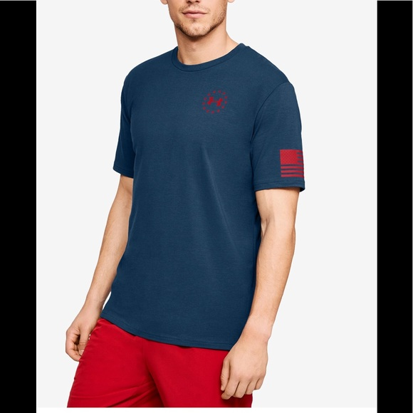 b8f2ca1f Under Armour Shirts | Mens Charged Cotton Graphic Tshirt | Poshmark